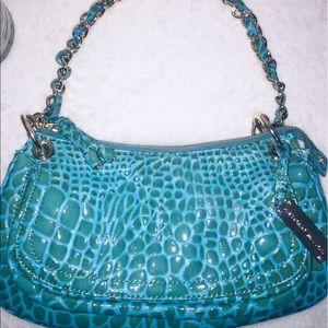 Priced to sell 🖤Antonio Melani Mira teal Leather